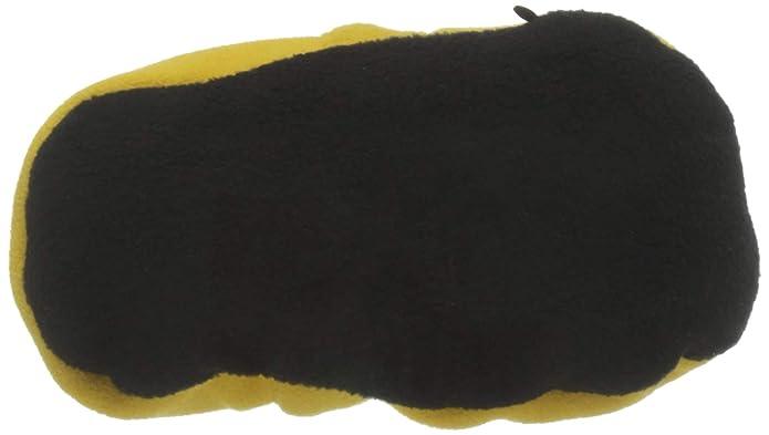InnovaGoods Zapatillas de Casa Calentables en Microondas Unisex Adulto, Amarillo (Mostaza Mostaza), 38 EU