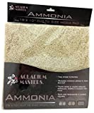 Two Pack of Professional Ammonia Remover Pads, 18 Inch By 10 Inch For Fresh Water & Saltwater Aquariums, Aquaculture, Terrariums & Hydroponics