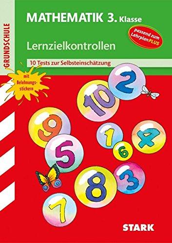 Lernzielkontrollen Grundschule - Mathematik 3. Klasse