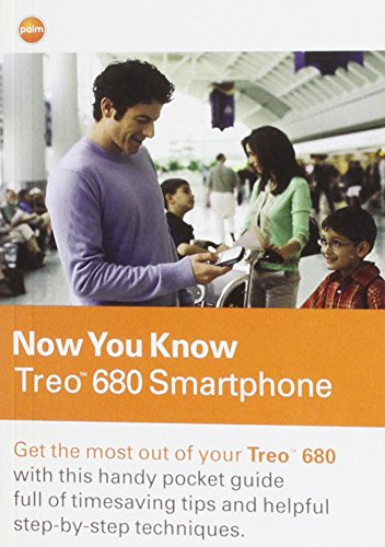 Now You Know Treo 680 Smartphone - Smartphone 680