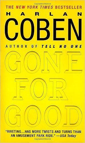 Amazon Fr Gone For Good Harlan Coben Livres