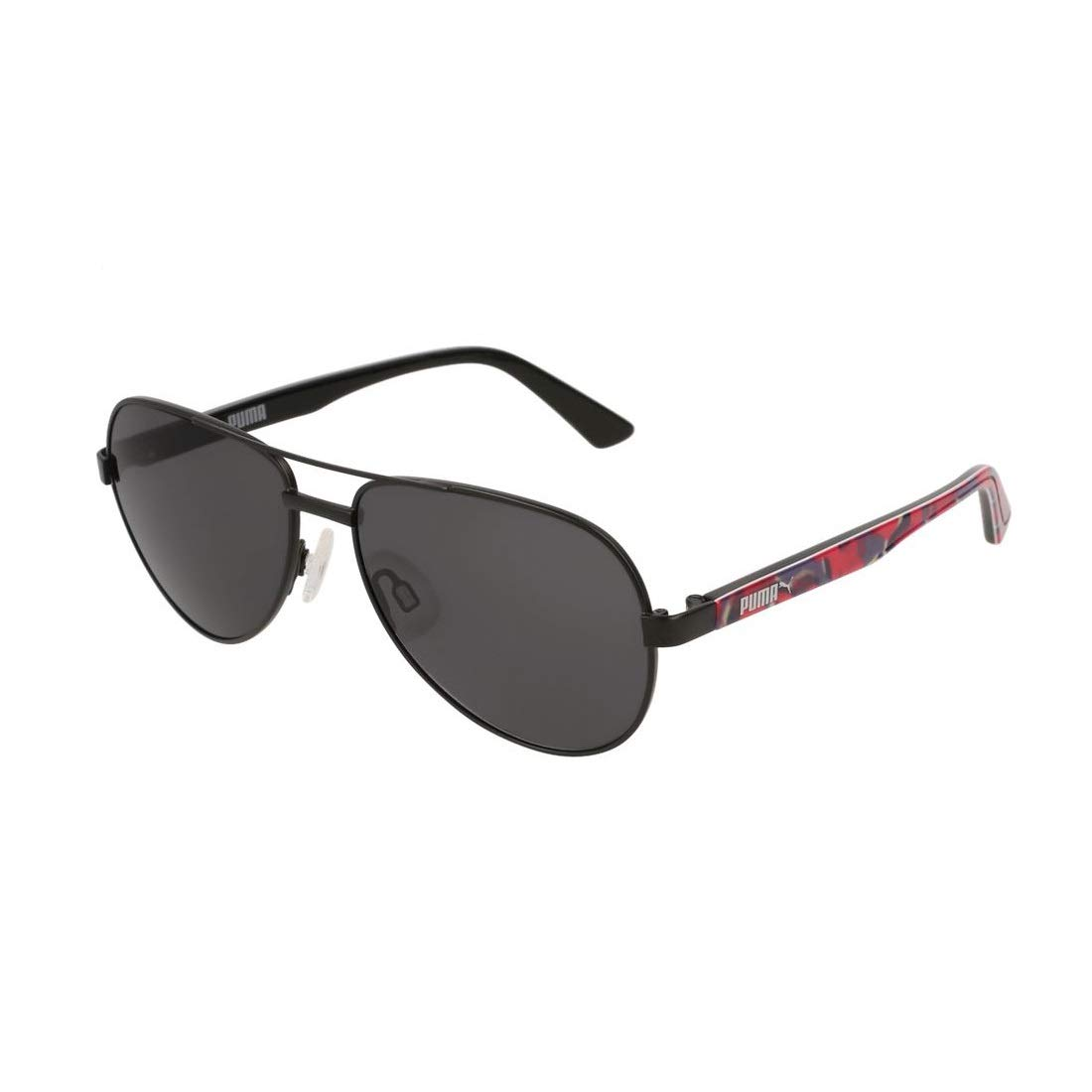 Puma Junior Gafas de sol, Negro (Black/Grey/Multicolor ...