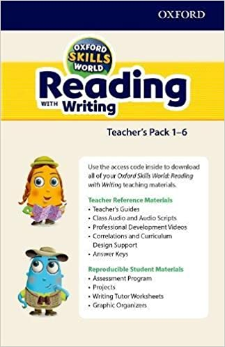 Oxford Skills World Reading With Writing Teacher S Pack
