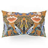 Society6 Twins Proudly Back Pillow Sham King (20'' x 36'') Set of 2