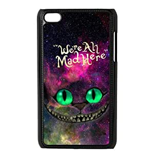 Ipod Touch 4 Phone Case Cover Alice in Wonderland ( by one free one ) A64466