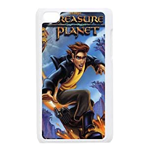 Treasure Planet for Ipod Touch 4 Phone Case & Custom Phone Case Cover R02A651574