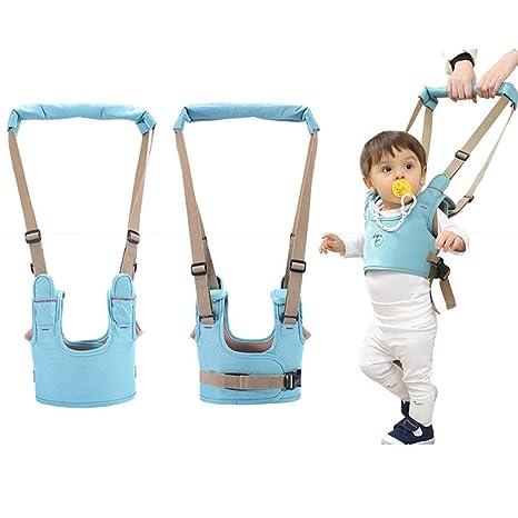 LY-LD Bebé Caminar arnés Walker Asistencia Entrenador Seguro Stand ...