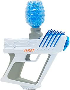Gel Blaster Surge Toy Blaster — Shoots Eco-Friendly Water Gellets — The Next Evolution in Backyard Fun and Outdoor Games for Boys and Girls Ages 12+