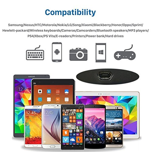 Micro usb data charger 6FT cable for android,1Pack iBarbe a to b durable micro usb 2.0 quick charge fast charging data cable,extra long samsung galaxy kindle fire micro usb to usb adapter cable high-quality