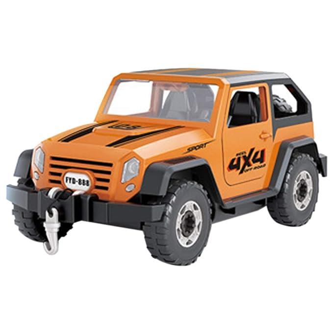 Juguetes Niños Juguetes Jeep Desmontar Gama de Juguetes Equipo ...