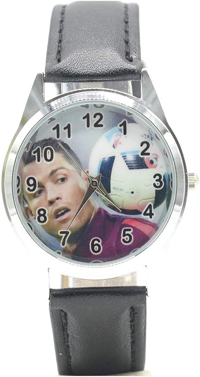 Cristiano Ronaldo Reloj de Pulsera para Hombre: Amazon.es ...