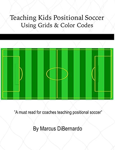 Teaching Kids Positional Soccer : Using Grids & Color Codes
