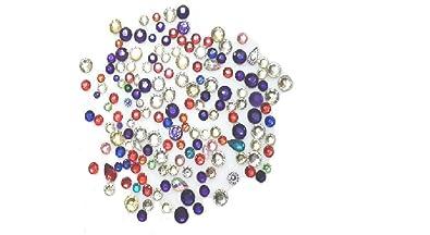 Buy Ur Handicrafts Multicolour Kundan Stones For Jewelry Making