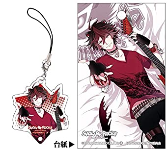 Show By Rock! Crow Acrylic Key Chain Anime Manga NEW