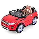 SPORTrax-Cosmic-Kids-Ride-On-SUV-Battery-Powered-Remote-Control-wFREE-MP3-Player-X118R