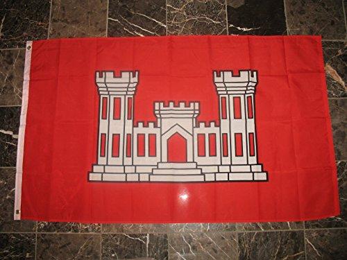us army engineer flag - 9
