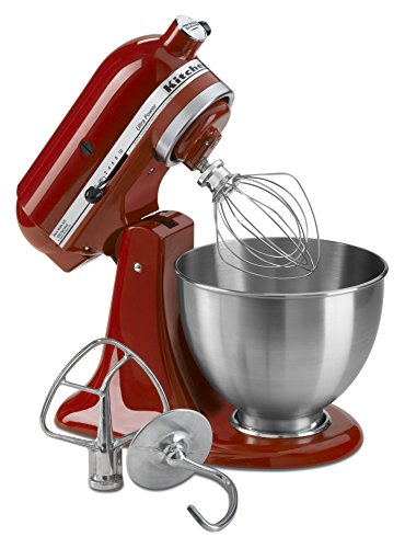 Kitchenaid Ultra Power Stand Mixer Empire Red Deals From Savealoonie