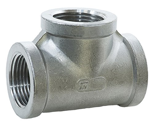 Trenton Pipe SS316-62003 Pipe Fitting, Class 150, Cast Stainless Steel