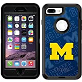 OtterBox OtterBox Defender for iPhone 7 Plus with Michigan Watermark design