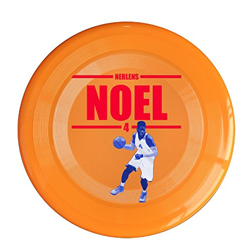 RCINC Bsketball #4 Player Outdoor Game Frisbee Flyer Frisbee Orange