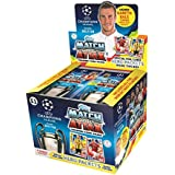 2017-18 Topps Match Attax Champions League Cards 50 Pack Box (9 Cards per Pack; TOTAL of 450 Cards)