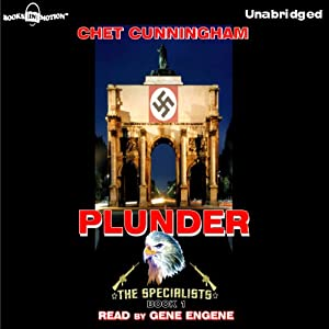 Plunder Audiobook