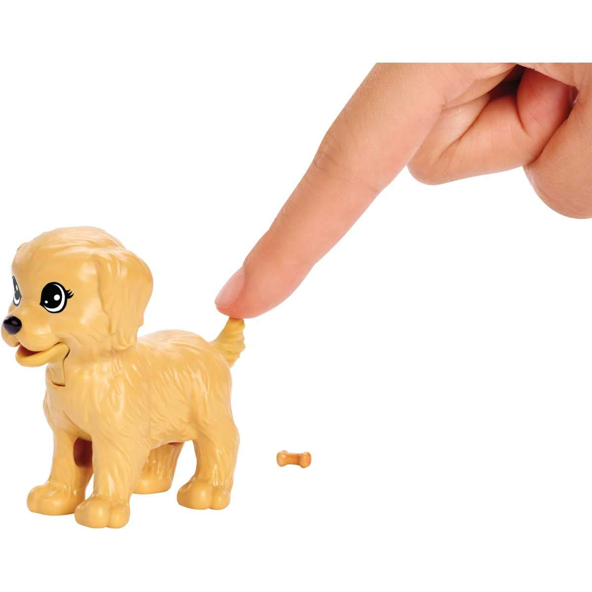 Blonde Barbie Doggy Daycare