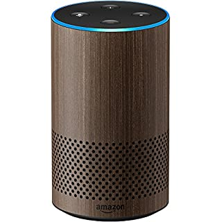 Echo (2nd Generation) - Smart speaker with Alexa and Dolby processing - Limited Edition Walnut Finish (B0752151W6) | Amazon Products
