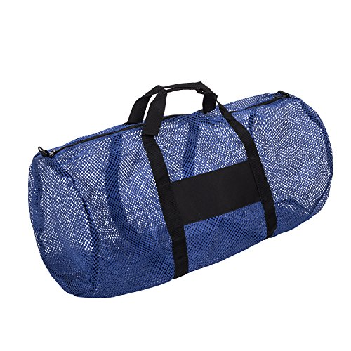 Trident Systems Large Mesh Duffle Bag 30 X 14