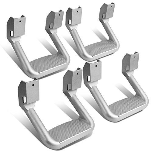 DNA Motoring SSTEP-SS-X2 Aluminum Side Steps (4pcs)