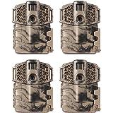 Moultrie A7i No Glow Trail Camera, Swirl Camo (4-Pack)