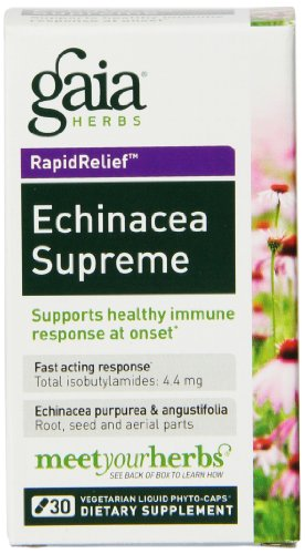 Gaia Herbs Echinacea Supreme Phyto Capsules product image