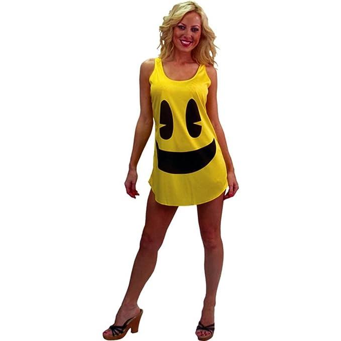 sc 1 st  Amazon.com & Amazon.com: InCogneato Pac-Man Deluxe Tank Dress: Toys u0026 Games