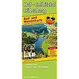 Hof - Selbitztal, Döbraberg: Rad- und Wanderkarte mit Ausflugszielen, Einkehr- & Freizeittipps, wetterfest, reissfest, abwischbar, GPS-genau. 1:50000 (Rad- und Wanderkarte / RuWK)