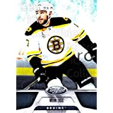Milan Lucic Hockey Card 2011-12 Certified #10 Milan Lucic