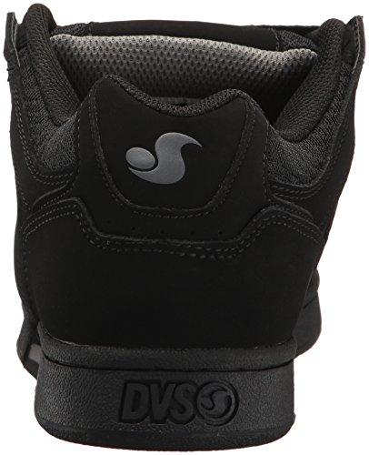 DVS Shoes Herren Celsius Sneaker Noir (Black Black Nubuck)