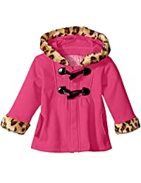 Wippette Girls' Baby Toggle Fleece Jkt