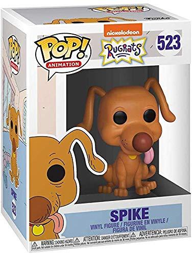 Vinyl Figure Includes Compatible Pop Box Protector Case Spike Pop Funko Nickelodeon: Rugrats