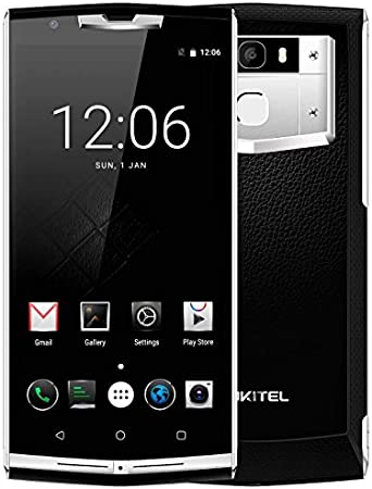 LANZADO OUKITEL K10000 Pro - Android 7.0 Smartphone con 10000mAh ...