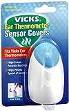 Vicks Ear Thermometer Sensor Covers VTC41 40 Each (Pack of 2)