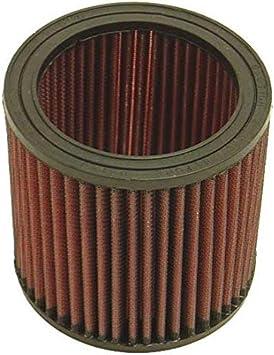 K/&N Filters YA-1209 Motorcycle Replacement Air Filter