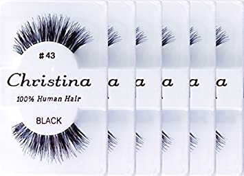 Christina 43 Lashes