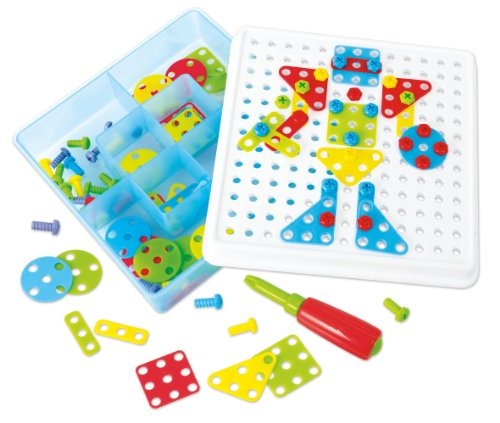 Create & Screw Mosaic Building Kit