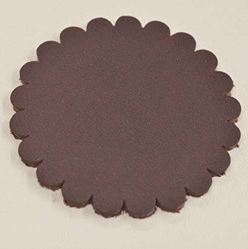 The Leather Guy - 12 Pack - Leather Concho Rosette 2