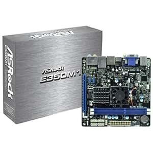Asrock E350M1 - Placa base (800, 1066 MHz, 16 GB, AMD, Dual-Core E, E-350, Gigabit Ethernet)