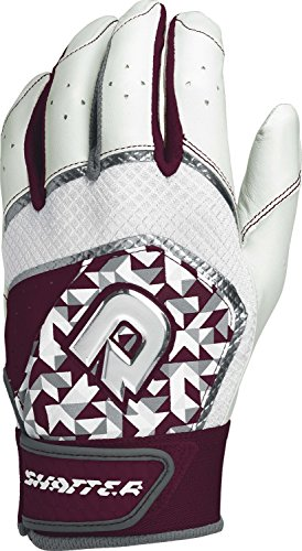 DeMarini Shatter Batting Gloves – DiZiSports Store