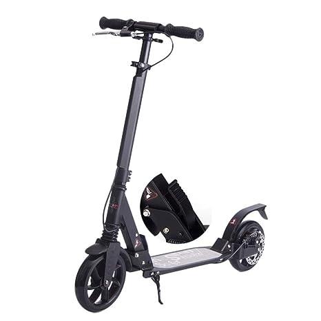 Scooter de Acrobacias Scooter Plegable Unisex for Adultos ...