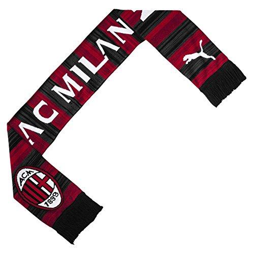 PUMA 2018-2019 Ac Milan Fan Scarf (Red)