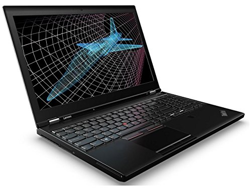 Lenovo Thinkpad P51 Laptop, 15.6-inch IPS 1920 x 1080 (Full HD), Intel Quad Core i7-7700HQ 2.80 Ghz, 32 GB RAM, 1 TB SSD, W10 Pro, 3 Yr Wty