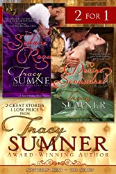 Historical Romance 2-in-1 Bundle (Southern Heat): To Seduce a Rogue and To Desire a Scoundrel